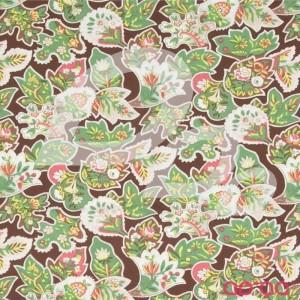 Verna Mosquera Snapshot Vintage Paisley Sepia