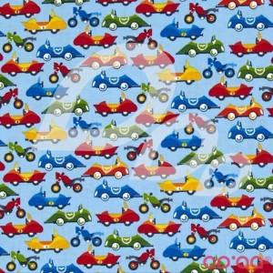 Safari Drive Cars Light Blue