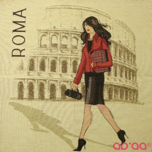 Girls in Rome