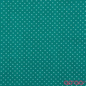 Little Dots in Teal