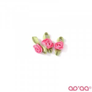 Flor Rosa 2cm