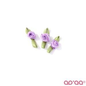 Flor Lilás 2cm