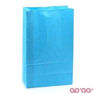 Saco Papel Azul