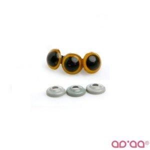 Olhos Amarelo 16mm