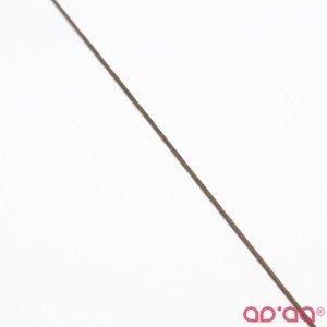 Cordão Castanho 2mm