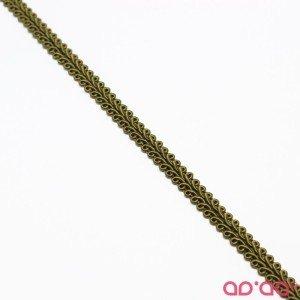 Galão Verde Tropa 1cm
