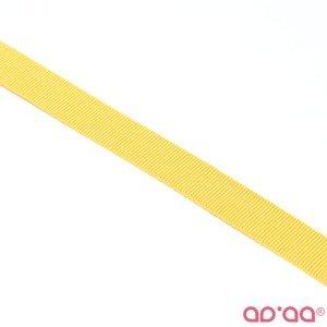 Fita Gorgurão Amarelo Torrado 15mm