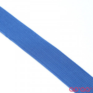 Fita Gorgurão Azul Escuro 26mm