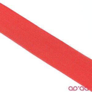 Fita Gorgurão Vermelho 26mm