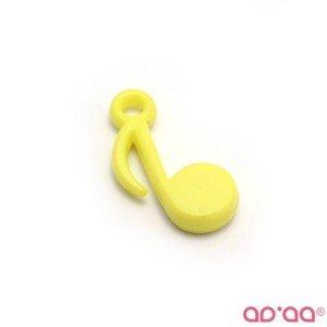 Cabochon Clave Amarelo – 19mm