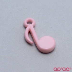 Cabochon Clave Rosa Claro – 19mm