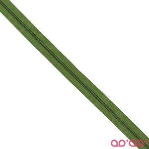Fecho Zip 4 mm - verde ranho
