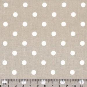 White dots in Cream