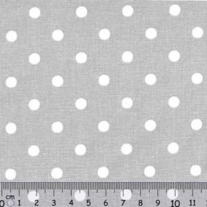 White dots in Light Gray