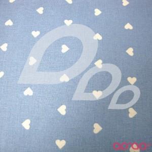 Light Blue hearts