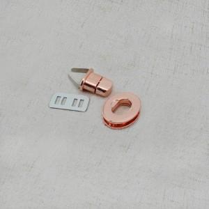 Fecho Redondo 28mm – Rose Gold