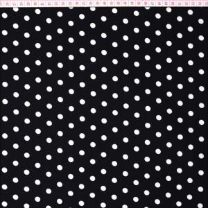Graffic Dots Black 8mm