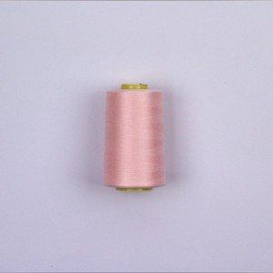Cone Linha Poliester 5000M Rosa Claro