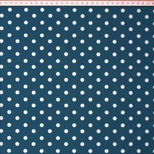 Graffic Dots Blue 8mm