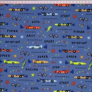Go Go Cars Azul