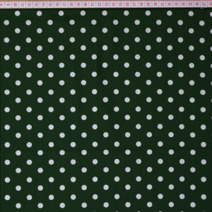 Graffic Dots Dark Green 8mm