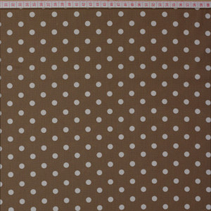 Graffic Dots Taupe 8mm