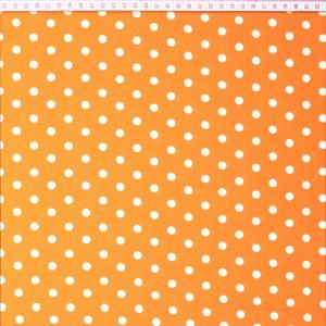 Graffic Dots Yellow 8mm