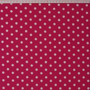 Graffic Dots Pink 8mm