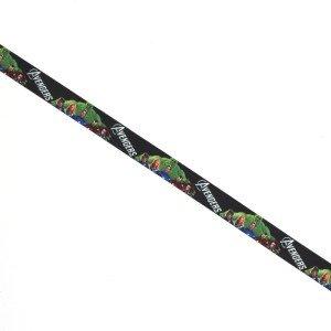 Fita Gorgurão Avengers 3  – 2.2cm