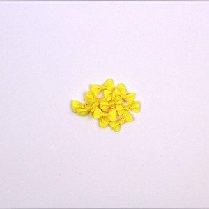 Laço Amarelo 3cm
