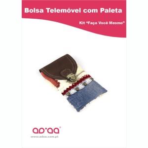 Bolsa Telemóvel com Paleta - Passo a Passo